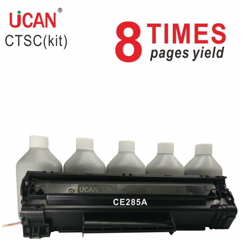 M1132mfp toner hp 85a CTSC(kit) 12,000 pages per page printing costs less than 0.6 cents Very Save Money