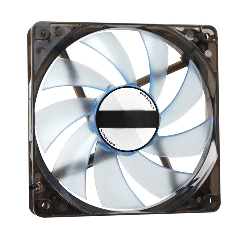 120x120x25mm Mining Miner Cooler Fan LED Cooling Fan 40cm Cable 4 Color For ETH BTC Ethereum Bitcoin Miner Machine