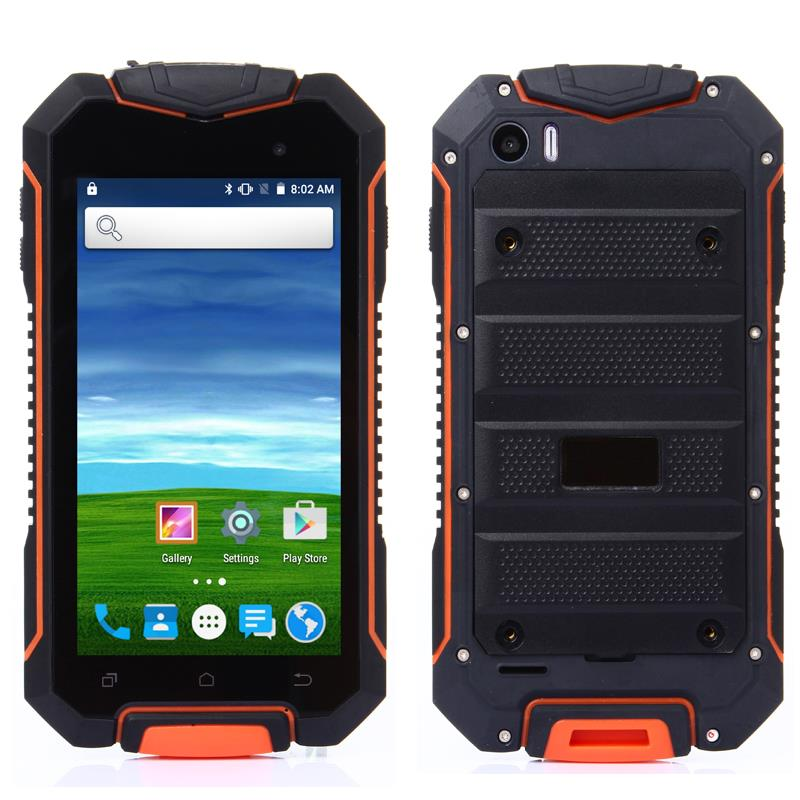 Rugged Phone Android 5 1 Smartphone IP67 Waterproof Phone shockproof XP7700 MT6580 Quad Core 3G WCDMA