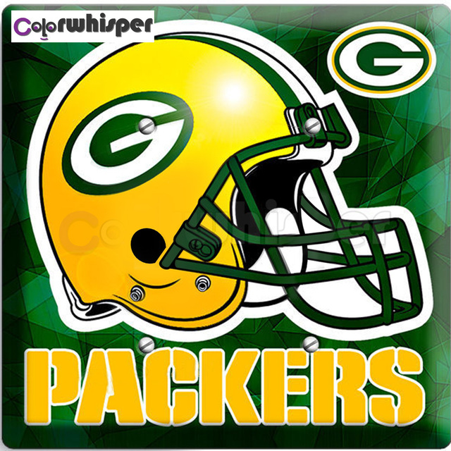 ff953505007 Diamond Painting Full Square Round GREEN BAY Packers Team American Soccer  Football Logo Daimond Painting Mosaic Embroidery 065XP