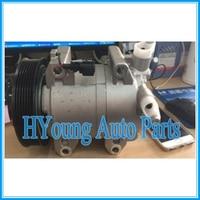 447160-5552 4472806711 DG9H19D629BB DG9H19D629BC ac compressor para Ford Fusion 1.5L 1.6L