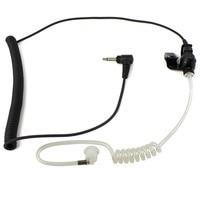 10PCS Retevis 3.5mm Headset Walkie Talkie Audio Plug Listen/Receiver Only Surveillance Air tube For Motorola Speaker Mic C9049A