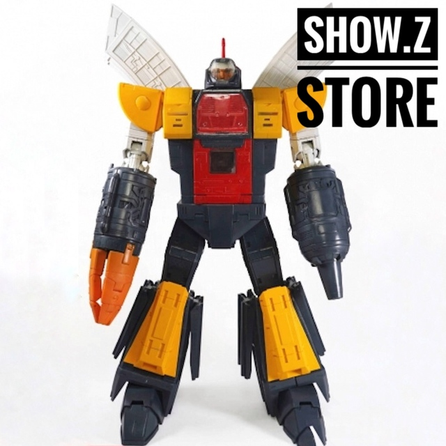 Z Weijiang Wj Ultima Guard Terminus Giganticus Masterpiece Omega Supreme Transformation Action Figure