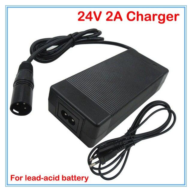 chargeur batterie xlr