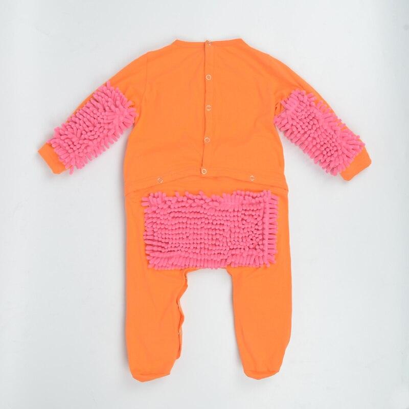 Hot Baby Mop Ρομπέρ Ρούχα Unisex Boy Κορίτσι - Ρούχα για νεογέννητα - Φωτογραφία 3