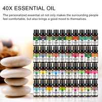37 smaken Pure Essentiële Oliën Water-oplosbare Stress voor Aromatherapie Diffusers Biologische Huidverzorging Natuurlijke Massage Relax