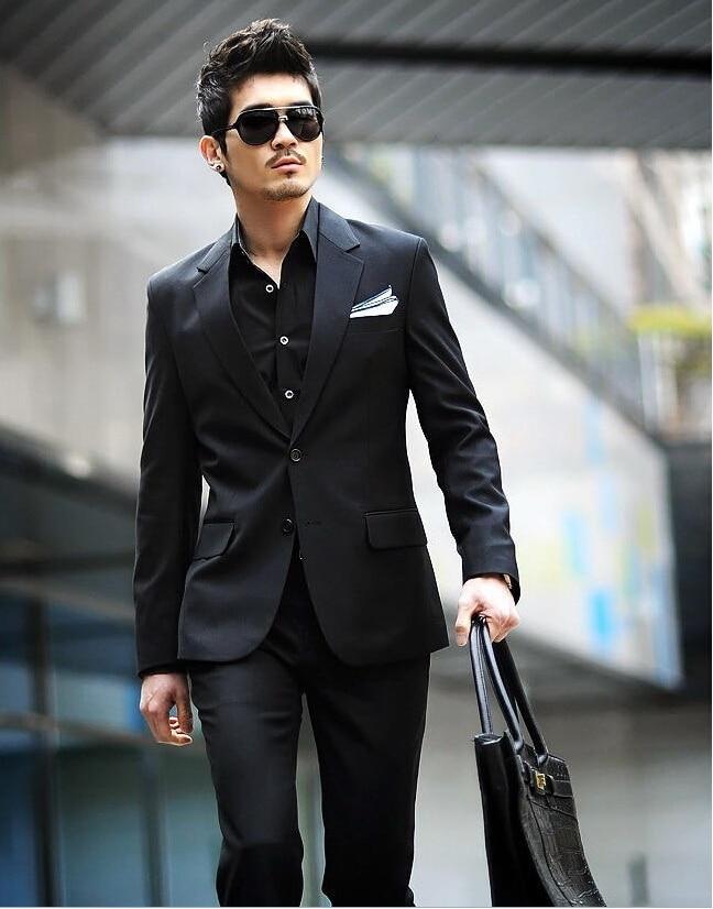 Jacket + pants) factory direct special 2014 new formal wedding men ...