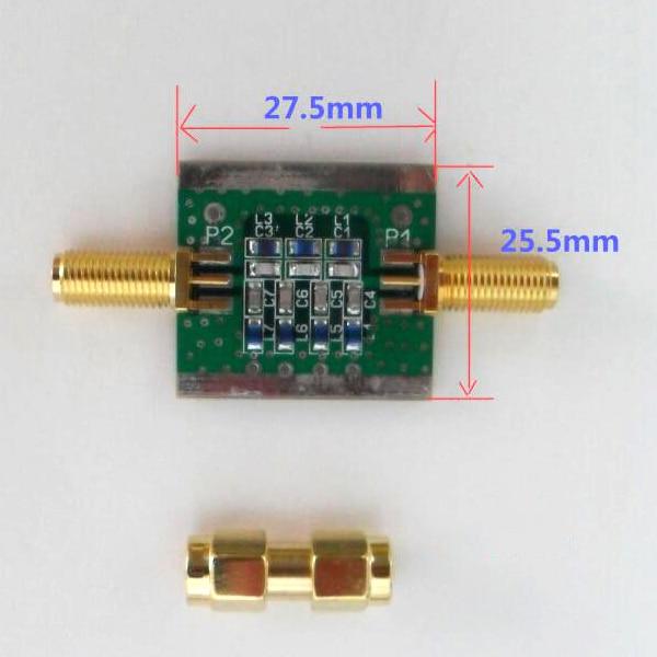 WohltäTig Rtl-sdr Blog Kurzwelligen Broadcast Fm Band Stop Filter 88-108 Mhz Fm Falle Dropshipping Hardware