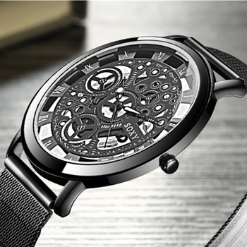 Luxury Hollow Out Watch