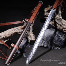 Function Tactical Tanto 1060High Steel Japanese Sword Full Tang Hunting Knife