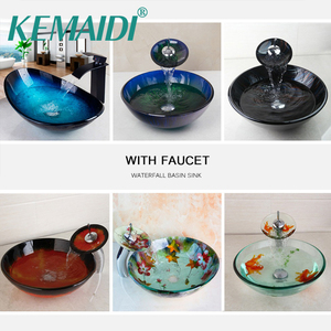 KEMAIDI Luxury Washbasin Tap T