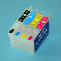 T2971 T2962 T2964 XP231 Refill Ink Cartridge With 10 Sets Chip For Epson Expression XP 231