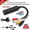 EasyCAP UTV007 Chipset USB 2.0 VHS ezcap FITA PARA PC CONVERSOR de DVD placa de CAPTURA de VÍDEO & AUDIO/ADAPTADOR