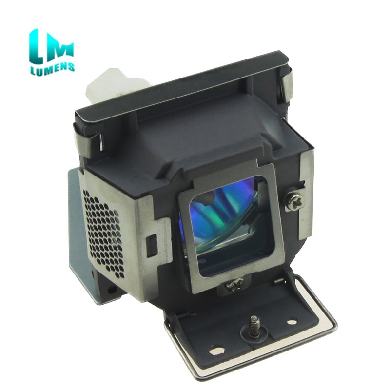 Projector Compatible Bare replacement lamp Bulb 5J.J0A05.001 with housing for BENQ MP515 MP525 MP515S MP525ST Free shipping compatible bare projector lamp bulb 5j j2n05 011 for benq sp840