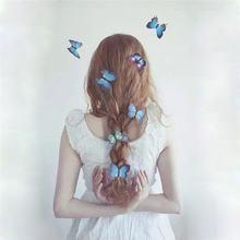 Imixlot 5 шт свадебная тиара для невесты головной убор бабочка