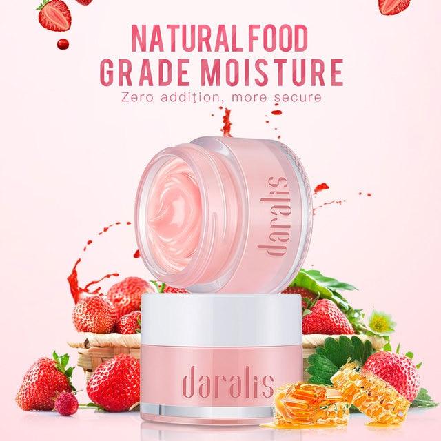 Lip Balm Moisturizer Lip Sleeping Mask Korean Repairing Nourish Hydrating  Lip Cream Plumper Enhancer Vitamin Skin Care Lip Tint 3