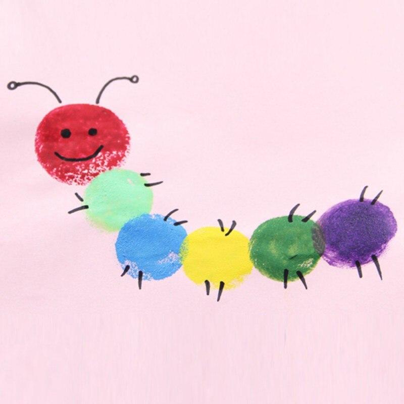 Paint-Brush-Wooden-Handle-Seal-Sponge-Brush-Childrens-Painting-Tool-Graffiti-Kids-DIY-Doodle-Drawing-Toys-4PCS-2
