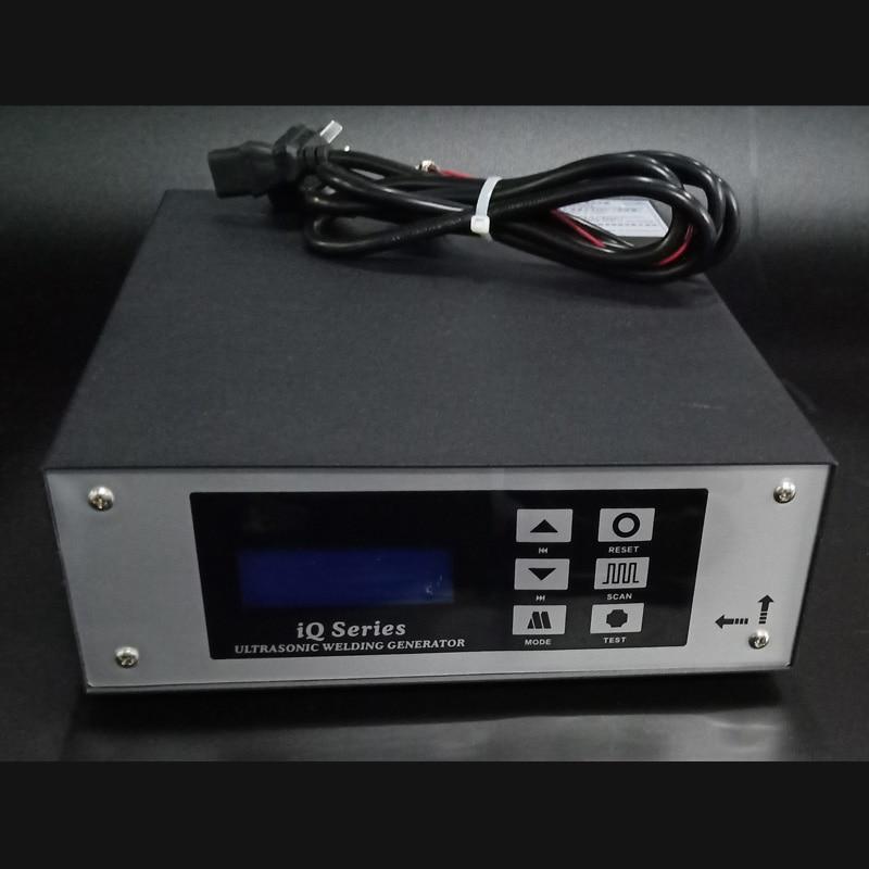 4200W/20khz  ultrasonic plastic welding generator