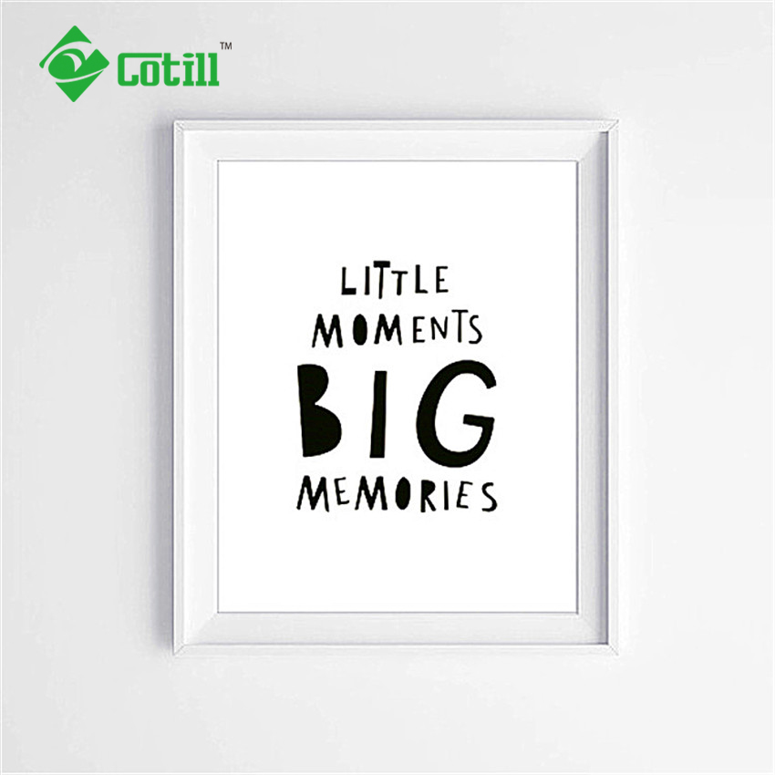 kara littlemoment big memories canvas painting wall art pictures decorative pictures canvas art print poster no