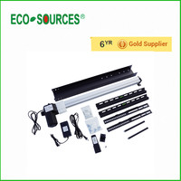 ECO Worthy LCD TV Mount Automatical TV Lift 32 Inch 800mm 100 240V 25mm S LCD