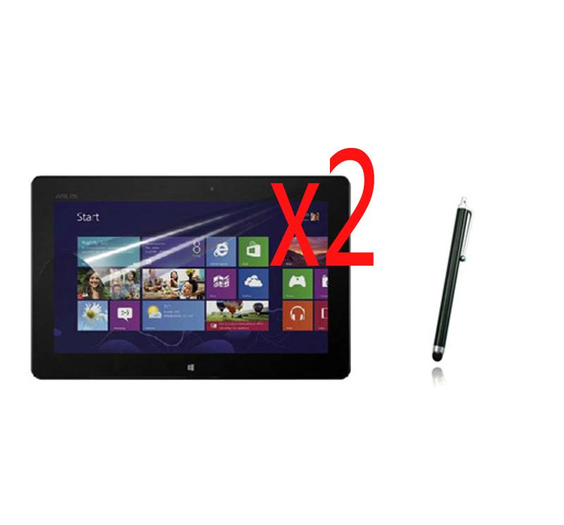 """Clear Tablet Glass Screen protector Guard For Asus Vivo Tab RT 10.1/"""""""
