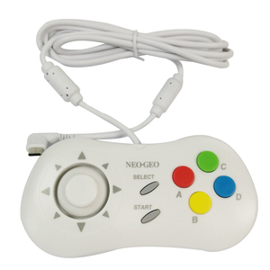 Image 3 - Mini controller mini pad gamepad joystick+ ABCD buttons for neogeo