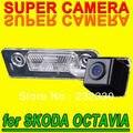 Для VW Skoda Roomster Octavia Tour Fabia Автомобиля обратный заднего вида резервного копирования парковка автомобиля камера четкое изображение PAL дополнительно