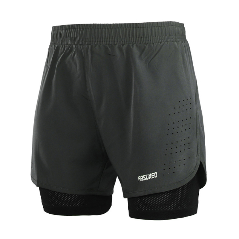 ARSUXEO Quick Dry Mens Sports 3