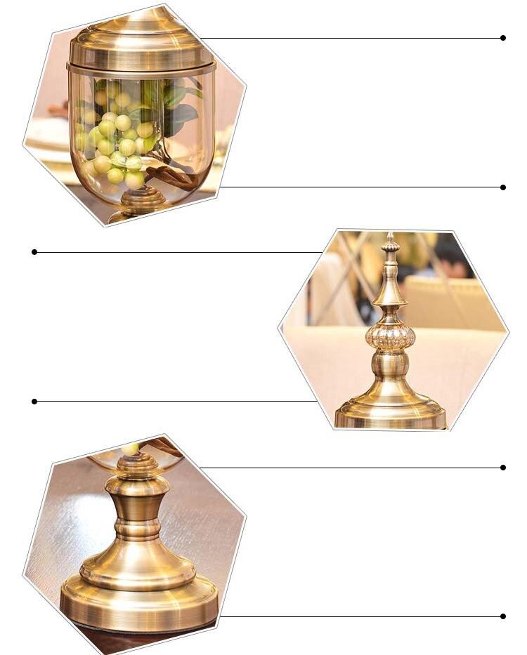 vaso ouro moderno mesa criativa casa decorativa