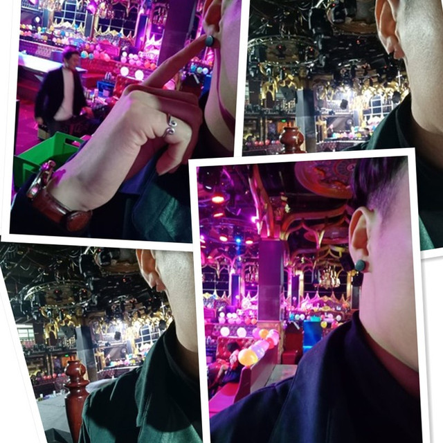 1 Set 3 4 5 Pcs Unisex Black Cross Round Stainless Steel Piercing Earring For Women.jpg 640x640 - 1 Set 3/4/5 Pcs Unisex Black Cross Round Stainless Steel Piercing Earring For Women Men Punk Gothic Barbell Stud Earring