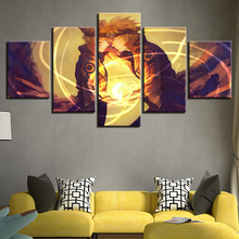 Naruto HD Prints Posters Canvas 5 Pieces Paintings