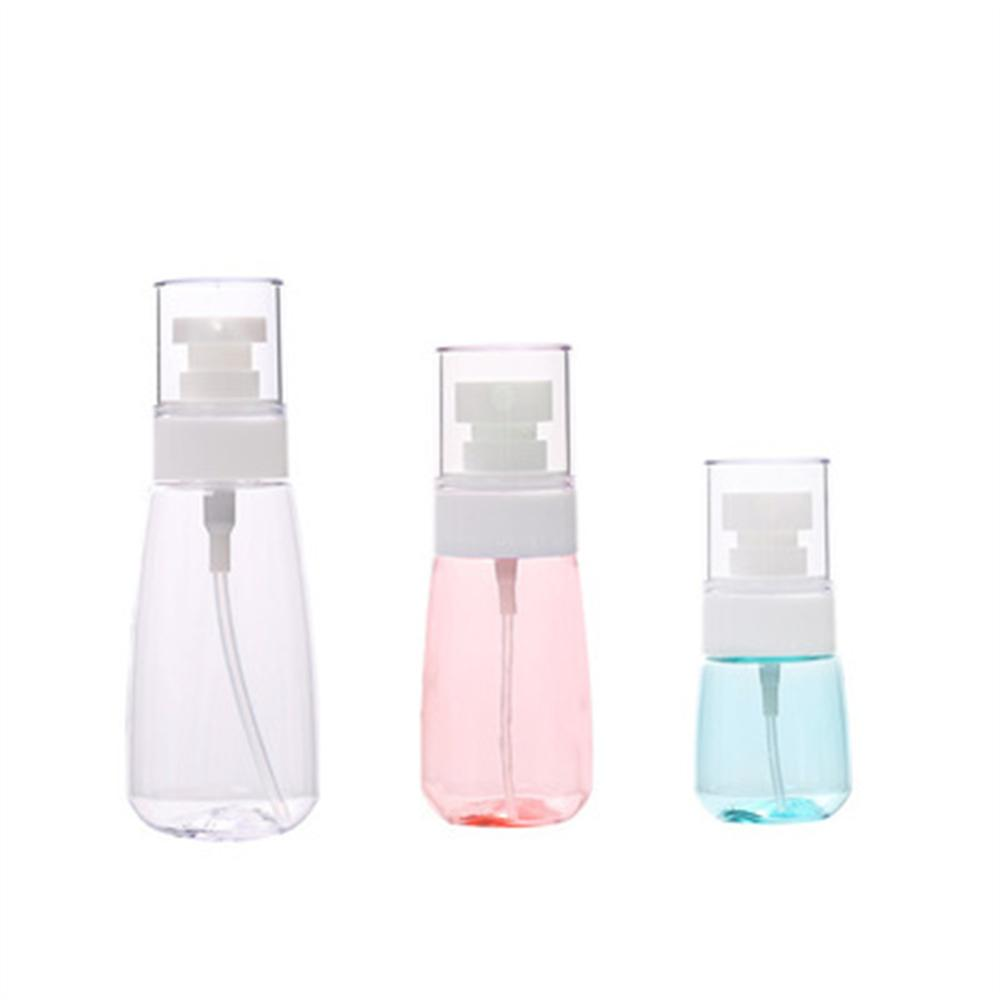 fe664cc60bb3 US $1.36 34% OFF|Silicone Refillable Portable Mini Empty Cosmetic Container  Perfume Traveler Packing Bottle Press Bottle for Lotion Shampoo Bath-in ...