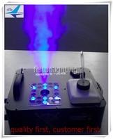 T 10 pieces free shipping 24x3w rgb leds fog machine 1500w disco haze machine smoke machine