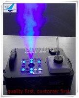 free shipping 24x3w rgb leds fog machine 1500w disco haze machine smoke machine