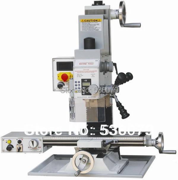variable speed milling machine