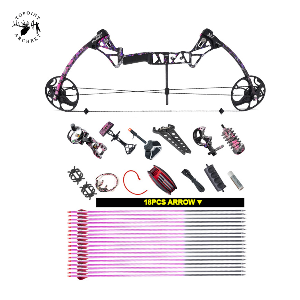 Ship From USA Warehouse Compound Bow Gift For Women, M1,19