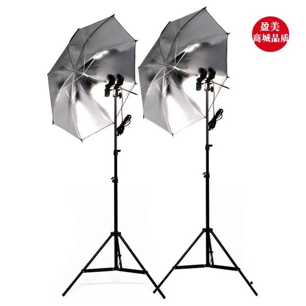 umbrella reflective softbox studio umbrella soft light photography light set photography equipment lamp set NO00DC зонт phottix reflective studio umbrella 152cm silver black 85335