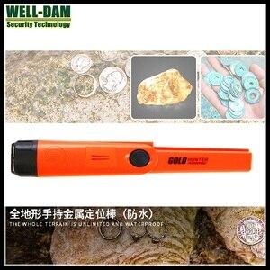 Image 2 - 4 PCS/LOT or Hunter TM pinpointer détecteur de métaux étanche souterrain détecteur dor sous marin détecteur de métaux avec étui