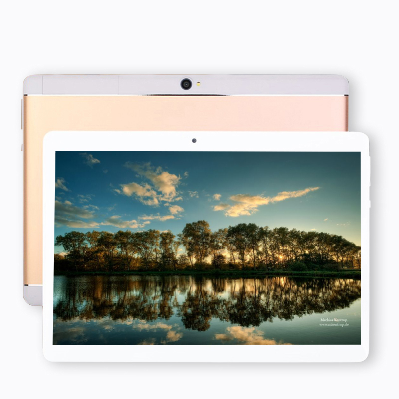 10.1 Inch Computer 3G Phone Call Android 7.0 Tablets Pc WiFi Quad Core 2GB +32GB MTK6582