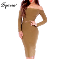 Hego 2016 New Lace Up Embroidery Hollow Out Bandage Bodycon Sexy Costumes Dress