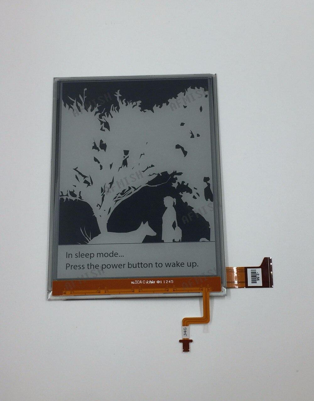 100%-pantalla LCD para lector de libros electrónicos, no utilizado para modelo pocketbook, 1024x758, con retroiluminación, sin contacto, envío gratis, novedad