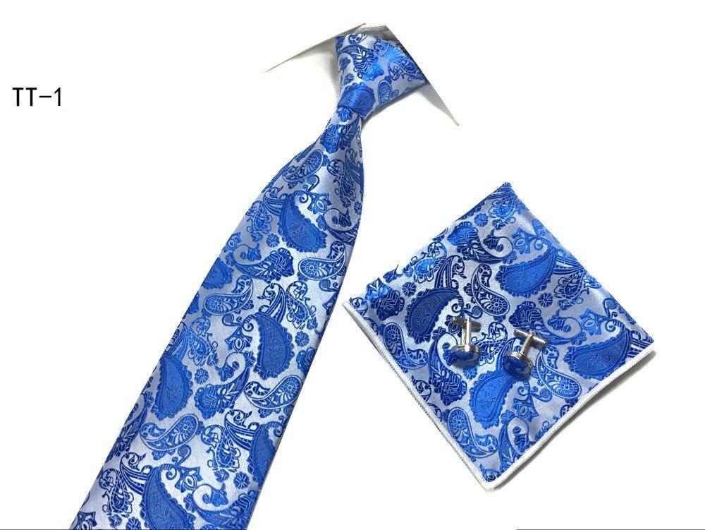 moda qalstuk dəsti 3 santimetr boyunbağı əl çantası cib kvadrat - Geyim aksesuarları - Fotoqrafiya 6
