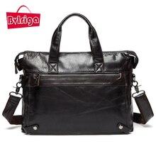 BVLRIGA echtledertasche designer-handtaschen hohe qualität umhängetaschen vintage mannkurierbeutel Business Laptop Aktentasche