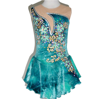 Customization Skating Competition Dresses Ice Skating Figure Skating Dress Gymnastics Adult Child Girl Dance Wear