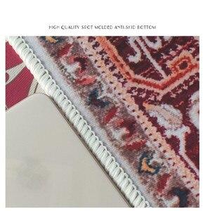 Böhmen Teppiche Für Wohnzimmer Marokkanischen Schlafzimmer Teppich Große Sofa Kaffee Tisch Boden Matte Moderne Home Angepasst Teppiche Und Teppiche