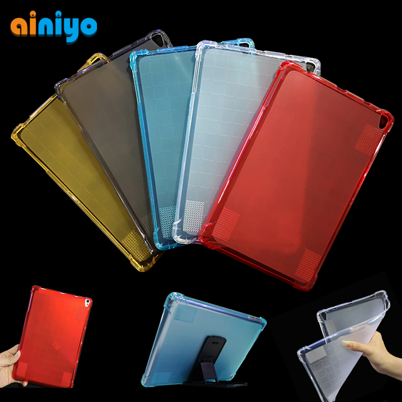 TPU Cover For Archos Core 101 3G V2 10.1 inch Tablet soft shell Protective Case + free film gifts(China)