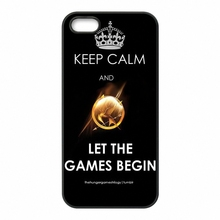 Keep Calm and Let The Games Begin Case