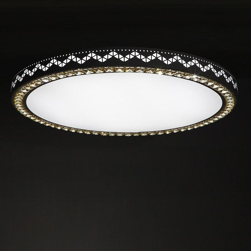 Led éclairage cristal intérieur plafonnier salon lampe atmosphère moderne minimaliste chambre lampe restaurant éclairage