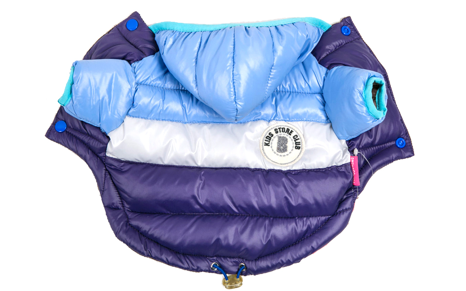 Winter clothes for pet dog 2