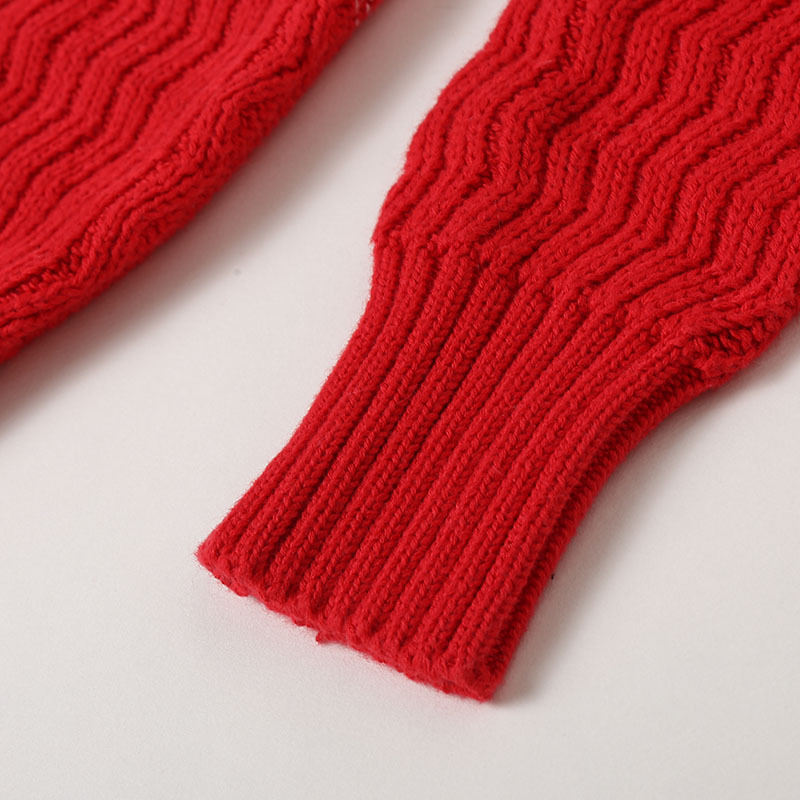 winter sweater baby boy christmas sweater for girls cardigan for girls pullover gentleman red sweater for boy black sweaters for kids (11)